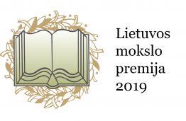 Paskirtos 2019 metų Lietuvos mokslo premijos