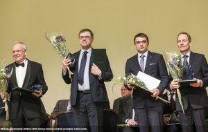 Instituto mokslininkų komandai įteikta Lietuvos mokslo premija
